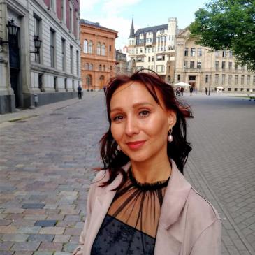 Ирина Чударане
